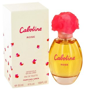 Parfums Gres Cabotine Rose By Parfums Gres Eau De Toilette Spray 1.7 Oz