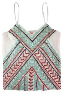 Parker Beaded Chevron Nwt Ems Top