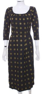 Pat Premo Vintage Lined Housewife Wiggle Dress