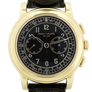 Patek Philippe Patek Philippe 5070j Chronograph 18k Yellow Gold Mens Watch