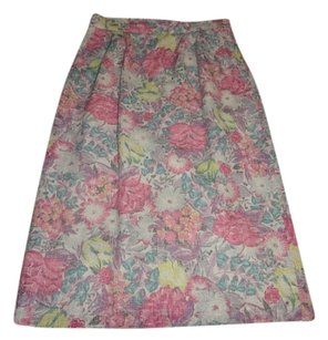 Peabody House Vintage Clothing Skirt multicolor