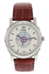 Perrelet Mens Stainless Steel Perrelet Le Locle Automatic