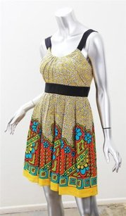 Phoebe Couture short dress Yellow Womens on Tradesy