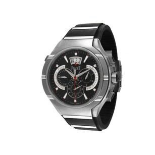 Piaget Polo Flyback Chronograph Automatic Rubber Men's Watch_G0A34002