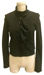 Piazza Sempione Sweater Jacket Chanel Prada Black Blazer