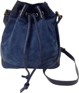 Picard Leather Soft Cinch Shoulder Bag