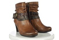 PIKOLINOS Womens Ankle Brown Boots
