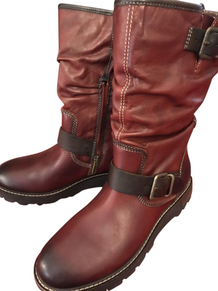 pikolinos brown ankle boots size eu 37 approx us 7
