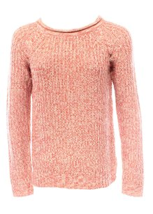 Pink Rose Sweater