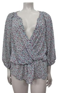 Pins and Needles Urban Top blue multi