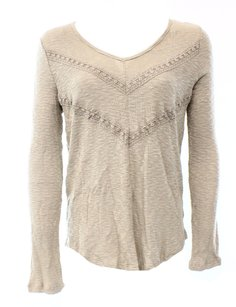 Pleione Cotton Blends Knit Top
