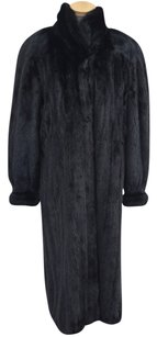 PLUS TALL SIZE RANCH MINK FUR Fur Coat