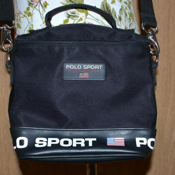 polo ralph lauren olympics ralph lauren saddle bag
