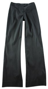Prada 38 Black Closet Essential Ias Pants