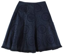 Prada 38 Gored It Ias Skirt