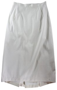 Prada 42 At Line Look Cs Skirt