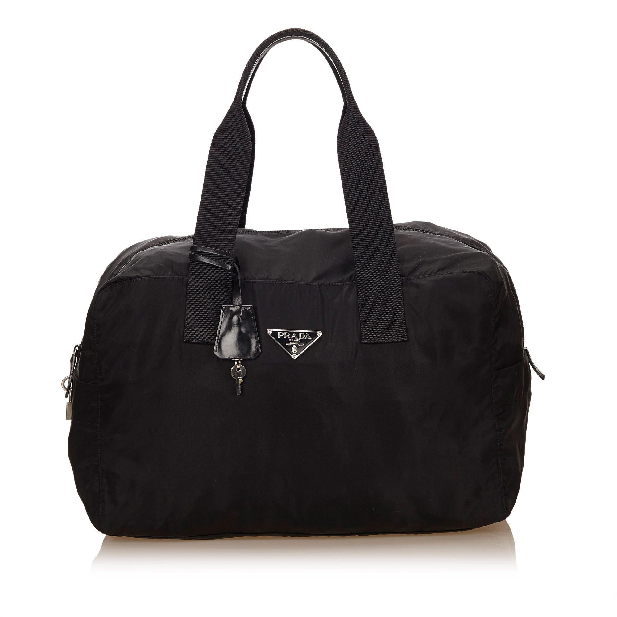 Prada Weekend, Travel & Duffle Bags - Up to 70% off at Tradesy