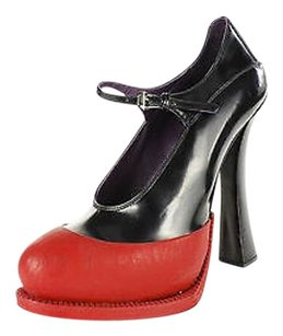 Prada Good Eu 10 Us Womens black Platforms
