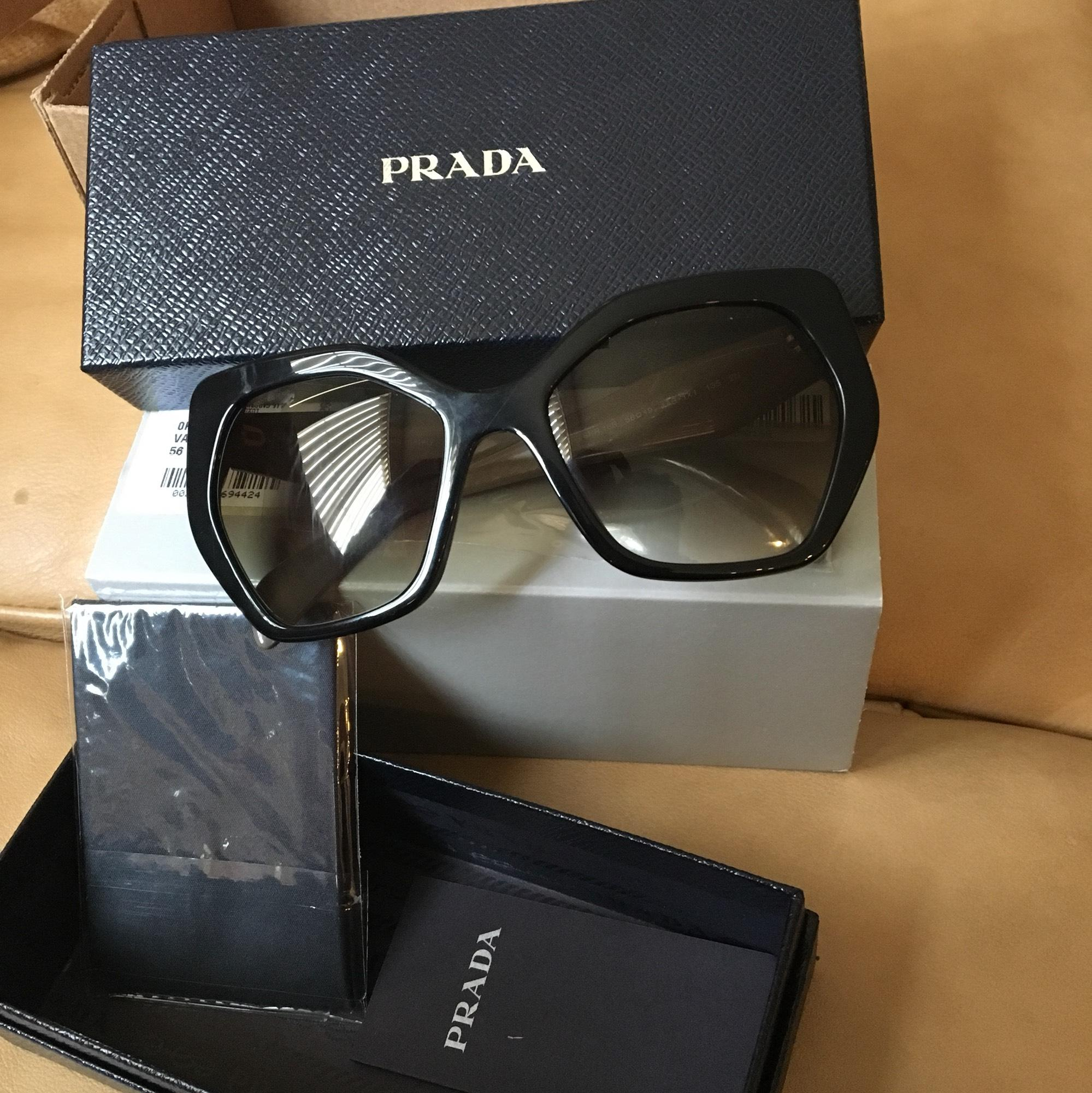 9024ca2fe700 ... norway prada havana with tags sunglasses tradesy 4d1b3 c8d7a