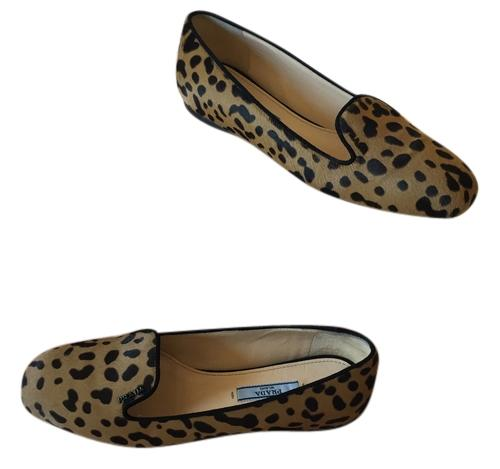 Prada Ponyhair Printed Flats discount codes shopping online discount pay with paypal discount Manchester NIKF6