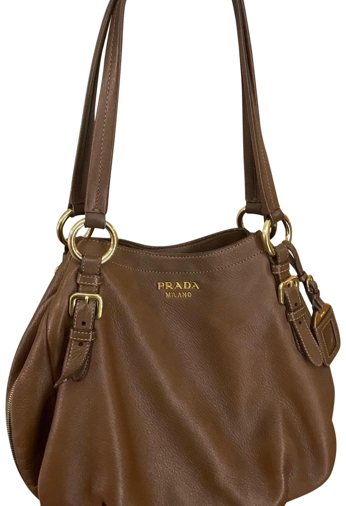 810e0faecf32 where to buy prada cervo deerskin top handle tote argilla 126711 214b7  6adf9; shopping prada tote in brown gold 0a585 92c03
