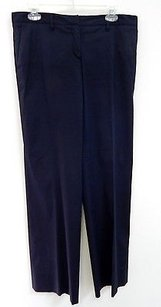 Prada Italy Navy Cotton Pants