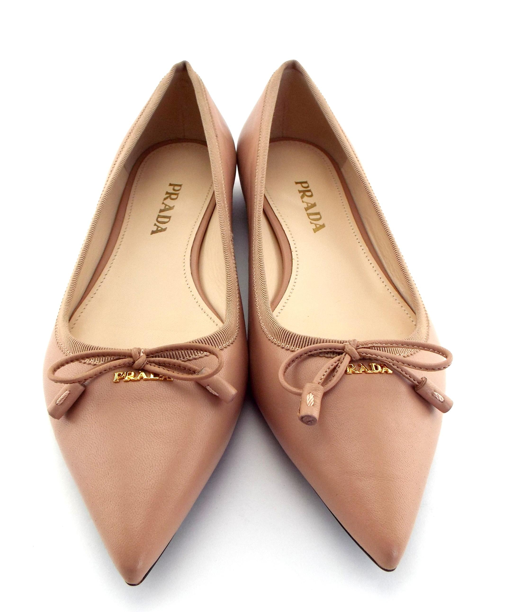 bd055ca98df prada-nude-leather-logo-tassel-bow-ballet-flats-size-eu-38-approx -us-8-regular-m-b-24079103-0-0.jpg