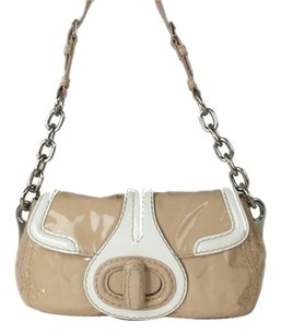 Prada Patent Shoulder Bag