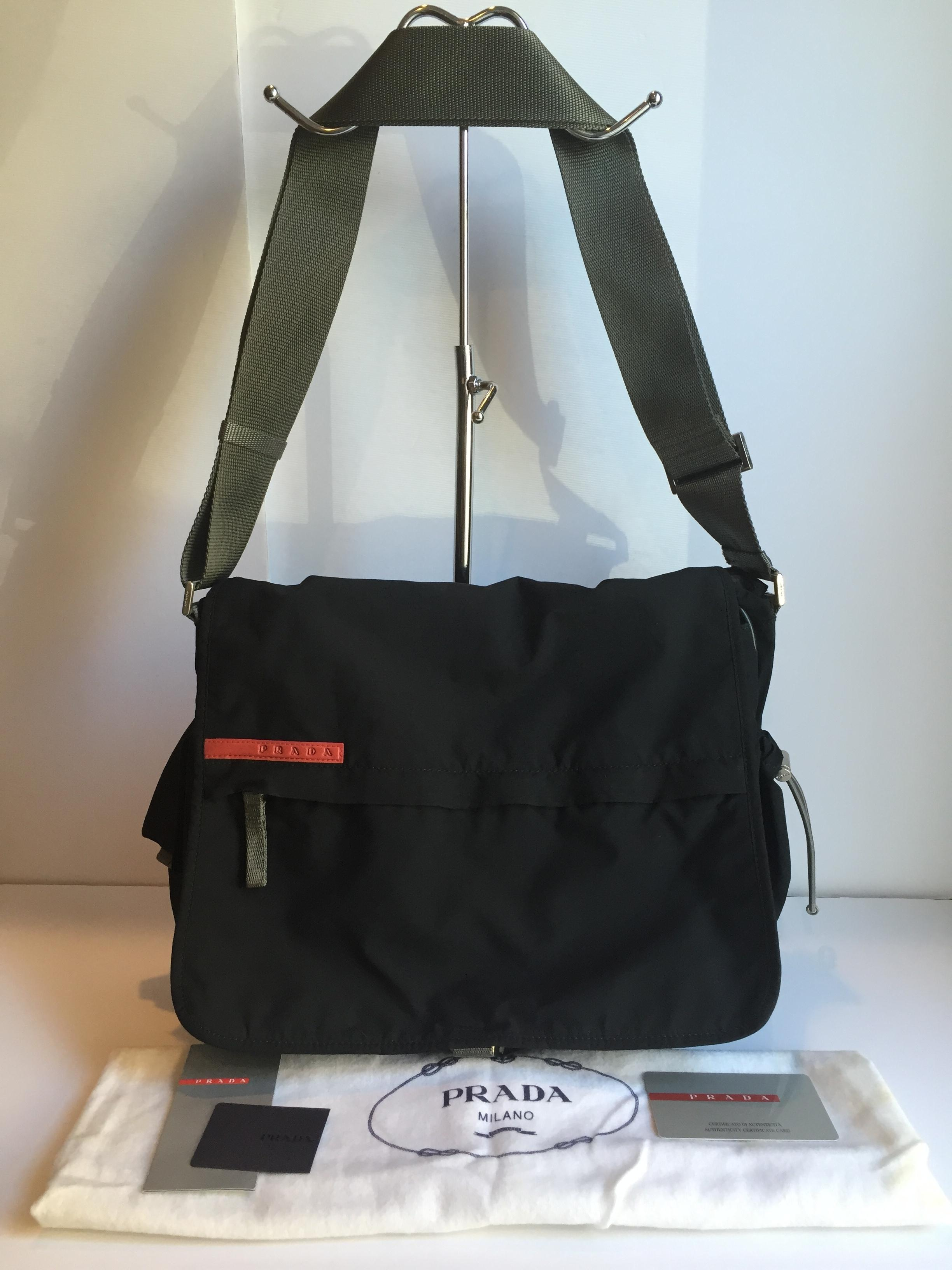 51982302dc1a sale prada sport sport cross body bag. 123456789101112 e57b1 e556b
