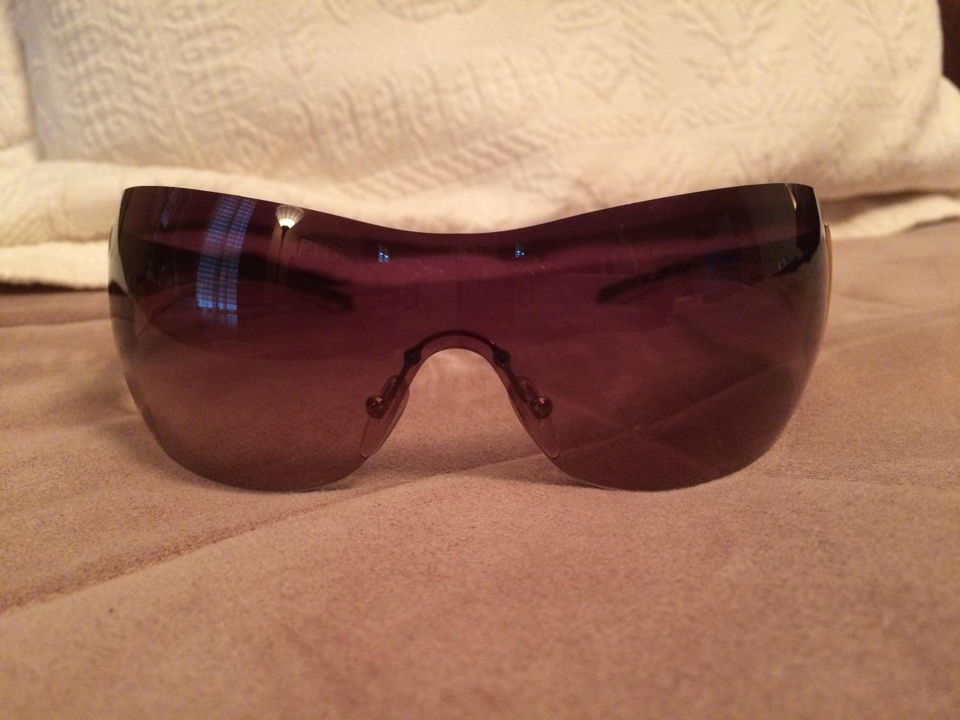 36a761f9ef79 ... promo code for prada gradient brown with gold spr 54g 5ak 2z1 115 sunglasses  tradesy 8553c ...
