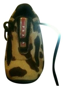 Prada Toddler Baby Leopard print Athletic