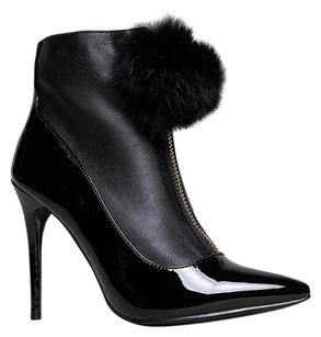 Privileged Closed-toe Black Boots