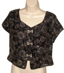 R&K Originals Top Black