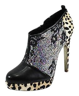 Rachel Roy Animal Print multi-colored Boots