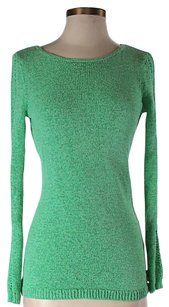 Rachel Zoe Textured Cable Knit Sweater
