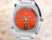 Rado Vintage Rado Conway Swiss Stainless Steel Automatic Watch 70s Scx241
