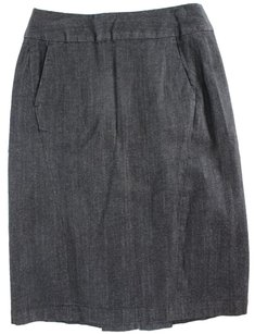Rag & Bone 28 Denim Ss Skirt