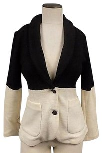 Rag & Bone Basic Black And Beige Jacket
