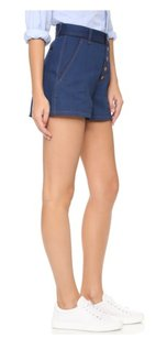 Rag & Bone Branson Indigo Mini/Short Shorts Denim