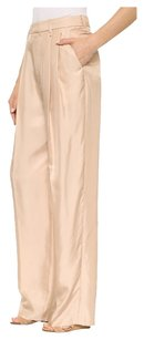 Rag & Bone Sally Silk Relaxed Pants Rugby Tan