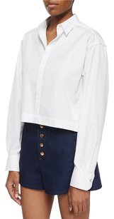 Rag & Bone Shirt Button Down Shirt White