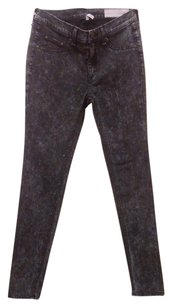 Rag & Bone Stretchy Soft Skinny Jeans-Distressed