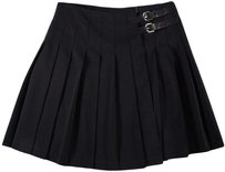 Ralph Lauren Black Label Buckles Skirt