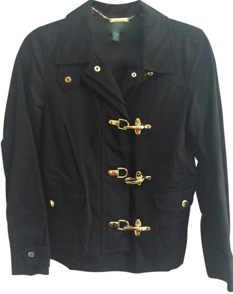 Ralph Lauren Spring Summer Black Jacket