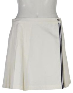 Ralph Lauren Wrap Skirt Ivory