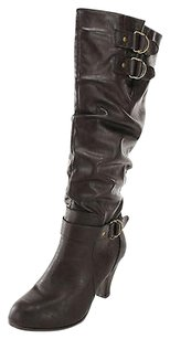 Rampage Womens Man Made brown Boots
