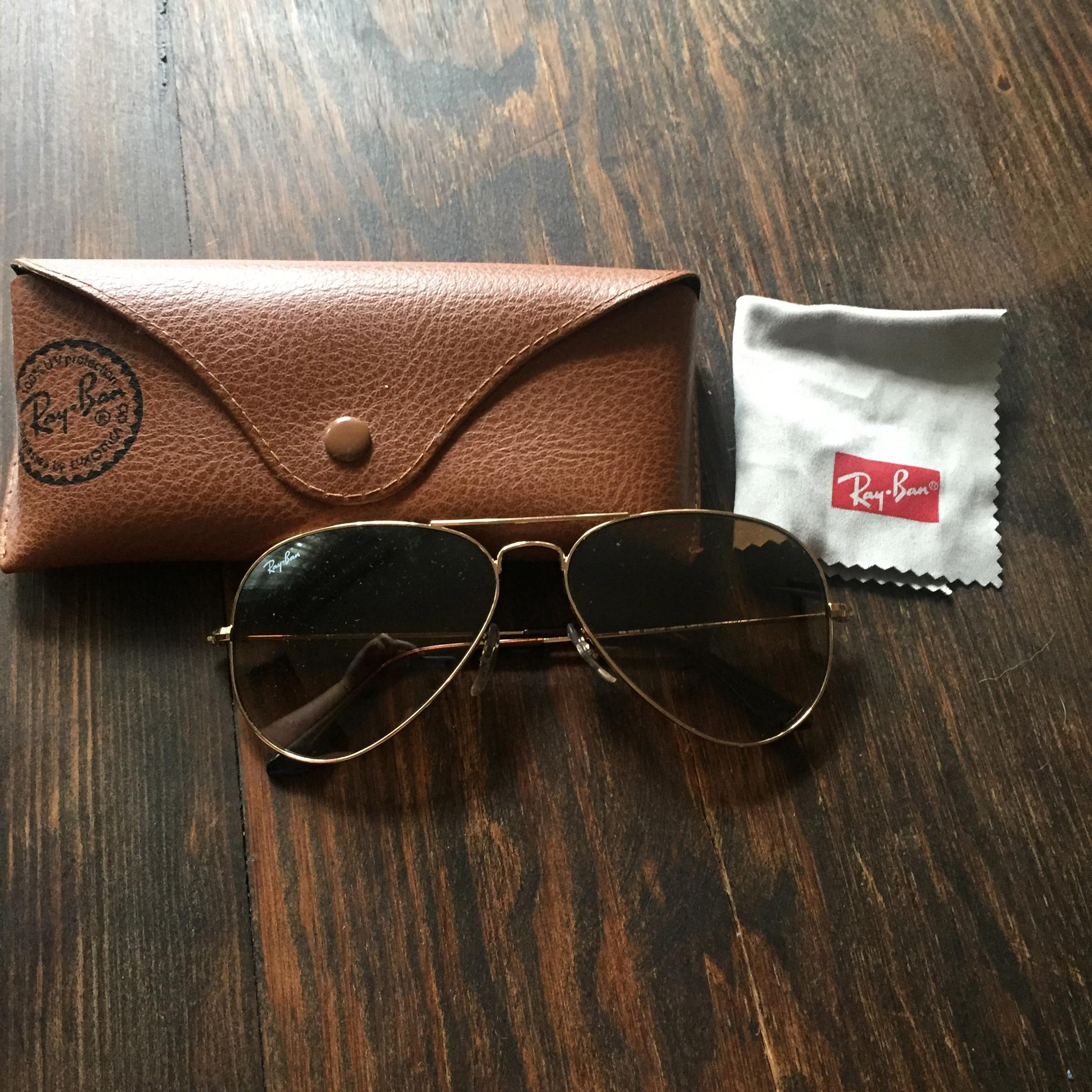 3fbf985399 ... sunglasses red brown gradient new 04b6c 2a3e3  purchase ray ban ray ban  aviator flat metal rb3513 149 13 94363 678ee