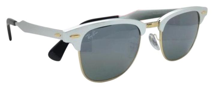 6ee4511a454b0 ... netherlands ray ban ray ban sunglasses clubmaster aluminum rb 3507 137  40 51 d2137 7f2ed