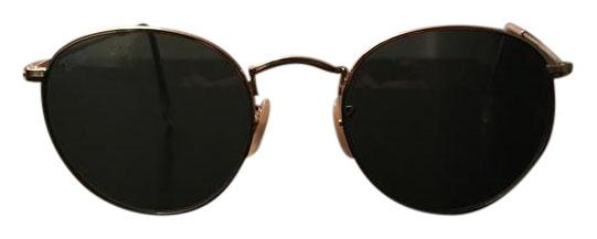 0dbf7f5ec6a ... netherlands ray ban ray ban round metal sunglasses model code rb3447  dcdae 44311