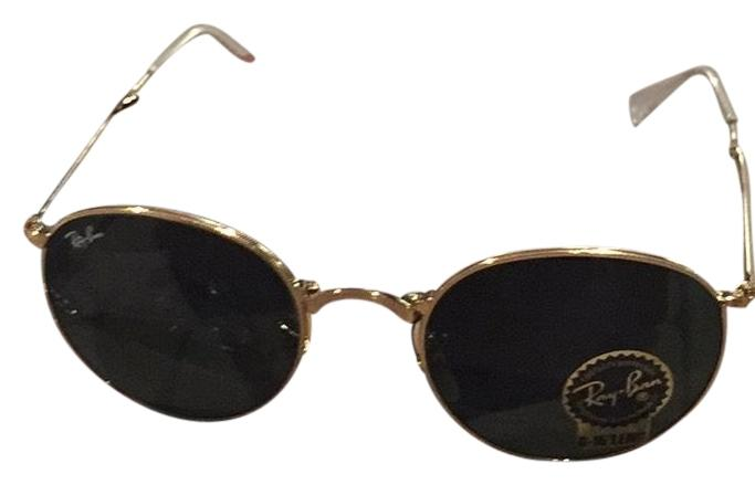a5ef00cd8d1 ... low cost ray ban ray ban round metal foldable sunglasses 540cf 57906